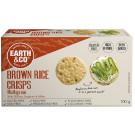 Earth & Co Brown Rice Crisps - Multigrain