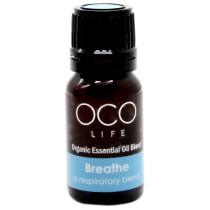Organico by Oco Life Breathe Essential Oil Blend