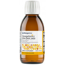 Metagenics OmegaGenics EPA-DHA 2400 Syrup