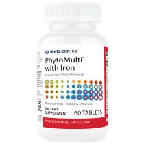 Metagenics Phytomulti With Iron 60's
