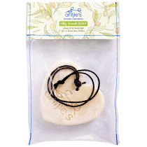 Antjies Silky Smooth Lavender & Olive Heart Soap