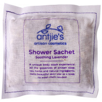 Antjies Lavender Shower Sachet