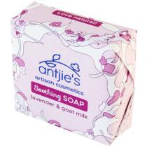 Antjies Soothing Lavender & Goat Milk Soap