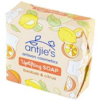 Antjies Uplifting Baobab & Citrus Soap