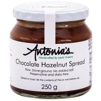 Antonia's Raw Stoneground Chocolate Hazelnut Spread