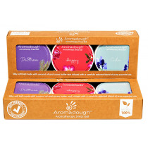 Aromadough Stress Ball - Adult Therapy - 3 Pack