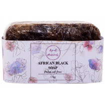 Azrah Naturals Palm-Free African Black Soap