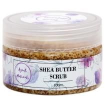 Azrah Naturals Shea Butter Body Scrub