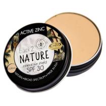 Back 2 Nature Active Zinc SPF 30 Sunblock - Fair