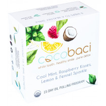 CocoBaci 15 Day Oil Pulling Program - Combination