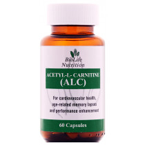 Biolife Acetyl-L-Carnitine 500mg