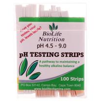 BioLife pH Testing Strips