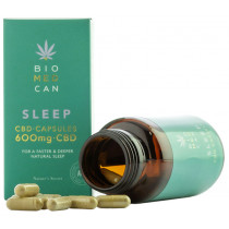 BioMedCan CBD SLEEP Capsules