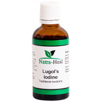 Natra Heal Lugol's Iodine Tincture