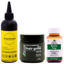 Natural Hair Growth Bundle