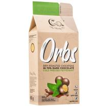 Cheaky Co - Orbs Dark Chocolate Peppermint