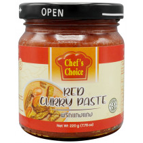 Chef's Choice Thai Red Curry Paste