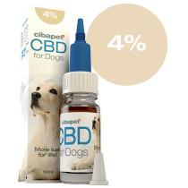Cibapet CBD Oil For Dogs 4% (400mg)