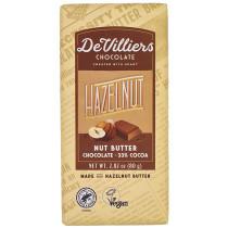 De Villiers Hazelnut Nut Butter Chocolate