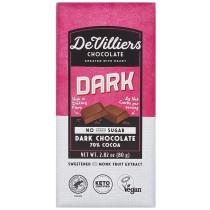 De Villiers No-Added-Sugar 70% Dark Chocolate