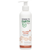 Down to Earth All Over Lotion for Body, Face & Hands