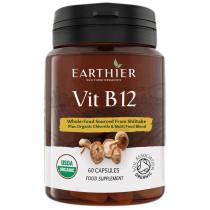 Earthier Organic Vit B12