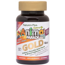 Animal Parade Gold Multivitamin Assorted 120s