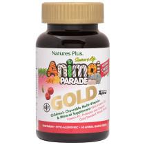 Animal Parade Gold Multivitamin Cherry 60's