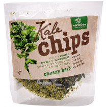 Earthshine Cheezy Herb Kale Chips