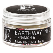 Earthway Infusions Cinnamon & Frankincense Balm
