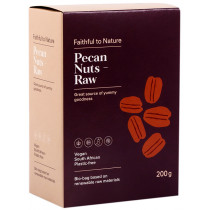 Faithful to Nature Pecan Nuts - Raw