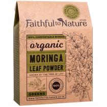 Faithful to Nature Organic Moringa Leaf Powder