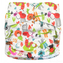 Fancypants All-In-One Cloth Nappy - Bugs