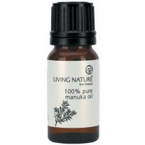 Living Nature 100% Pure Manuka Oil