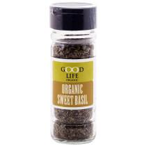 Good Life – Organic Sweet Basil