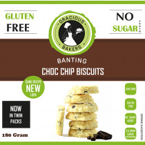 Gracious Bakers Choc Chip Biscuits