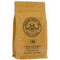 Healthy Coffee Guy CBD Infused Coffee - Filter Grind