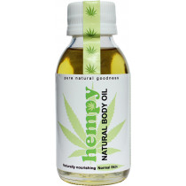 Hempy Natural Body Oil Eczema