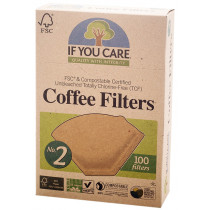 If You Care FSC Certified Coffee Filters - No. 2 Size