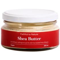Faithful to Nature Shea Butter - 200ml