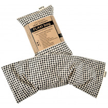 FLAXi Bag Natural Heat Therapy - Charcoal Dots