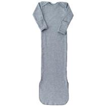 Ko-Coon Baby Sleeping Gown - Marl Grey