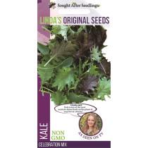 Linda's Original Seeds Kale Celebration Mix