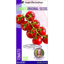 Linda's Original Seeds Tomato Red Cherry