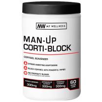 My Wellness Man-Up Corti- Block Capsules