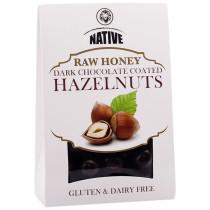 Native Raw Honey Chocolate-Coated Whole Almonds
