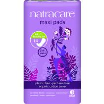 Natracare Organic Cotton Regular Maxi Pads