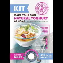 Crafty Cultures Natural Yoghurt Starter Kit