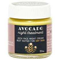 Naturals Beauty Avocado Night Cream (Dry/Combo Skin)