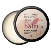 Naturals Beauty Coconut Mint Balm